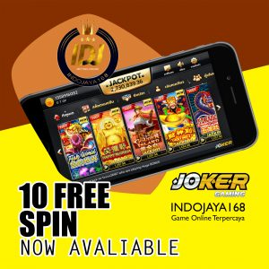 slot joker123 indojaya168